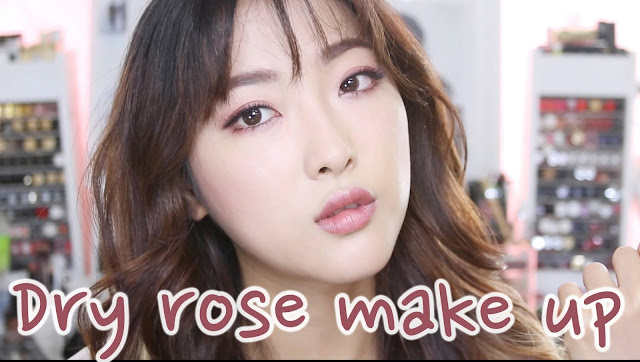 Dried Rose Make Up