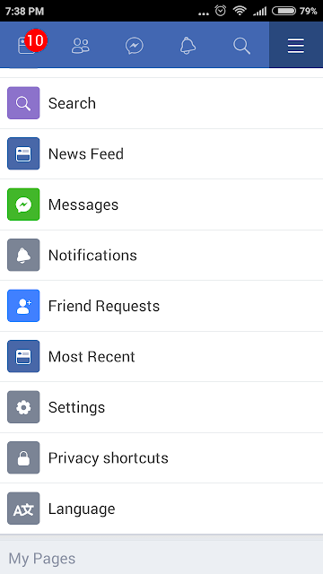 facebook lite is good alternative to regular facebook app