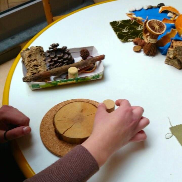 laboratorio Parma materiali naturali