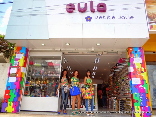 8a32c59600 Novidade  Eula Moda inaugura loja da marca Petite Jolie em Goiana ...