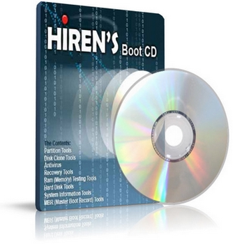 HACKERS POCKET (For educational purpose only ): Hiren's Boot