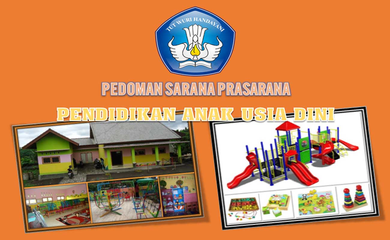 Download Pedoman Sarana Prasarana PAUD