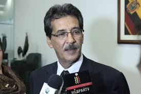 Representante de Iniciativa Saharaui para el Cambio se entrevista con personalidades del Congreso español.
