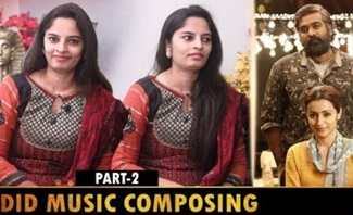 Singer Bhargavi Sridhar Interview