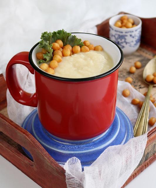 krem z pietruszki, jak zrobić zupę krem?, pietruszka czy pasternak, daylicooking
