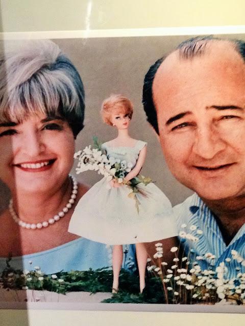 Ruth Handler créatrice de Barbie