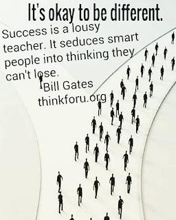 Entrepreneurs success by starting