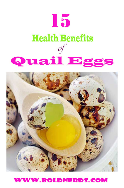 Amazing Health Benefits of Quail Eggs