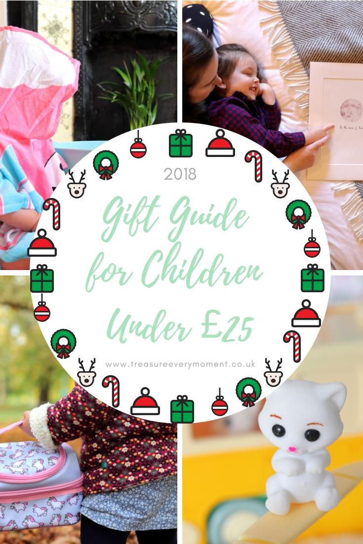 CHRISTMAS GIFT GUIDE: For Children Under £25
