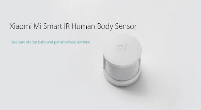 Xiaomi Smart Human Body Sensor Coupon & Review