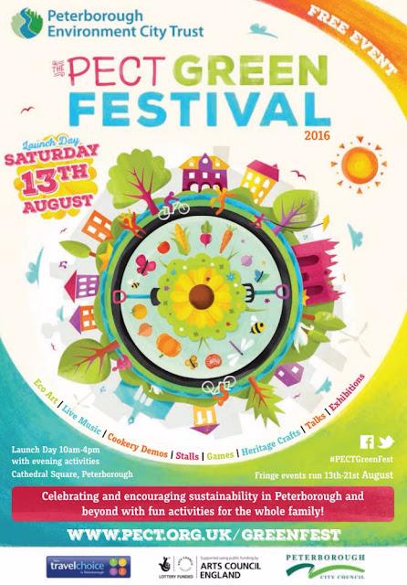 PECT Green Festival 2016 brochure