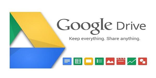 Cara Mudah Upload File di Google Drive