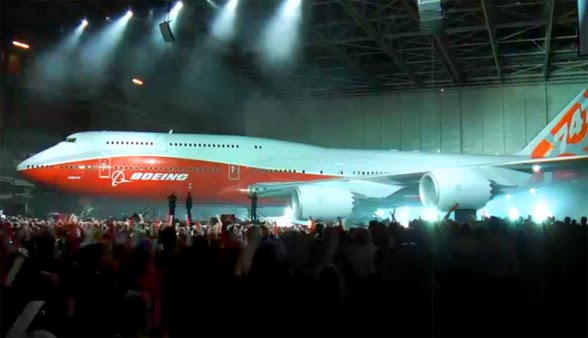 Boeing's new airplane -- 747-8 Intercontinental | Wright Squawks