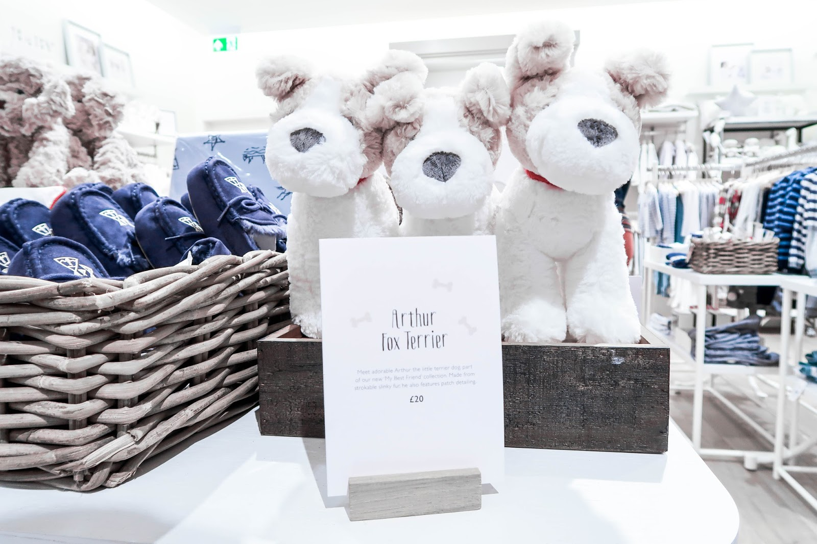 The White Company AW16