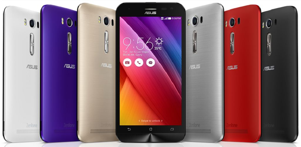 Asus ZenFone 2 Laser (ZE500KL) (2015) with Specifications