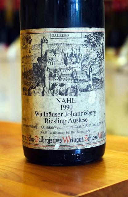 Riesling Auslese vom Weingut Prinz Salm