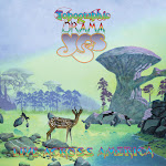 Yes - Topographic Drama: Live Across America Cover
