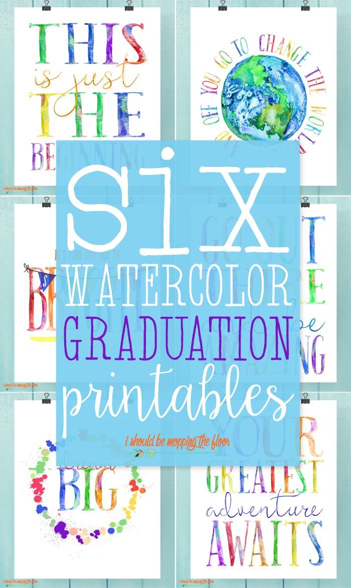 Graduation Printables