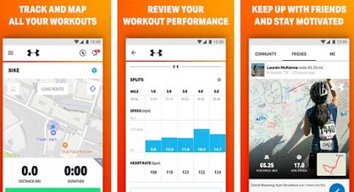 aplikasi android untuk bersepeda
