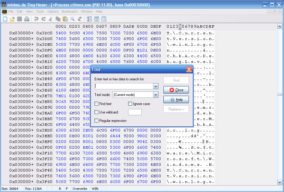 hxd freeware hex editor and disk editor download