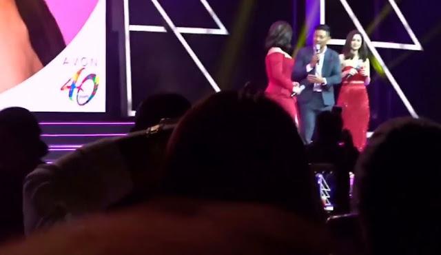 BTS: Fans' Meeet & Greet With Angel Locsin At The Avon Nascon Event