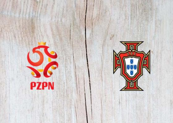 Poland vs Portugal Full Match & Highlights 11 October 2018