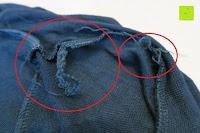 Verarbeitung: ZANZEA Damen Langarm Lose Bluse Hemd Shirt Oversize Sweatshirt Oberteil Tops