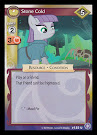My Little Pony Stone Cold The Crystal Games CCG Card
