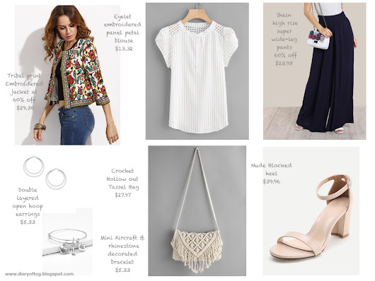 Modest Look With Shein.com