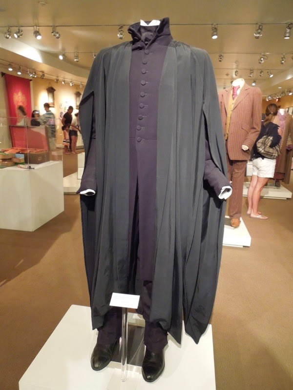 Severus Snape Harry Potter Deathly Hallows 2 movie costume