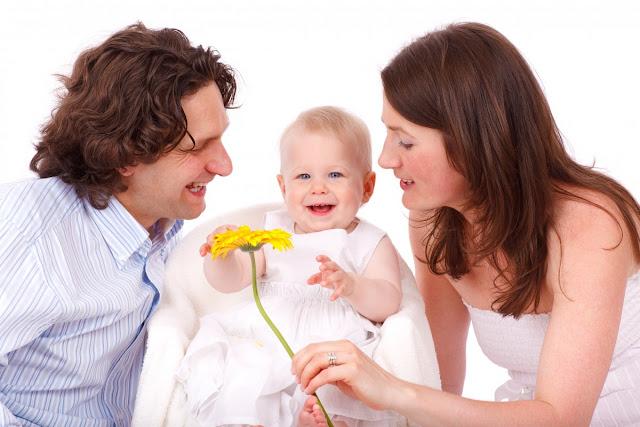 Ceremonia de bienvenida al bebé