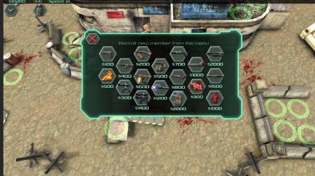 Hack/cheat Zombie Defense Apk