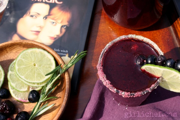 Midnight Margaritas (with a side of remembrance) | Practical Magic #FoodnFlix