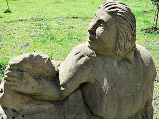 Recebendo o Chimarrão, Tradições dos Imigrantes Alemães no Parque Pedras do Silêncio, Nova Petrópolis