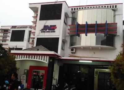 Daftar agen JNE Jogja/Yogyakarta