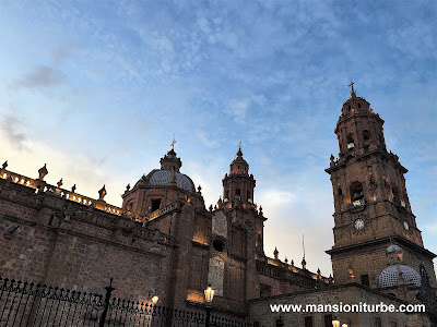 The Majestic Morelia Cathedral