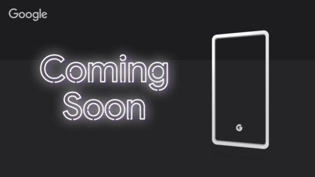 Google Pixel 3 ganha seu primeiro teaser na Google Store
