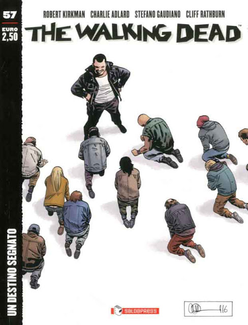The Walking Dead #57: Un destino segnato