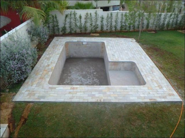 how to build diy cheap swimming pool decor units. Black Bedroom Furniture Sets. Home Design Ideas