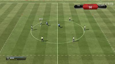 FIFA 13 Skill Games - Keep Ball (1)
