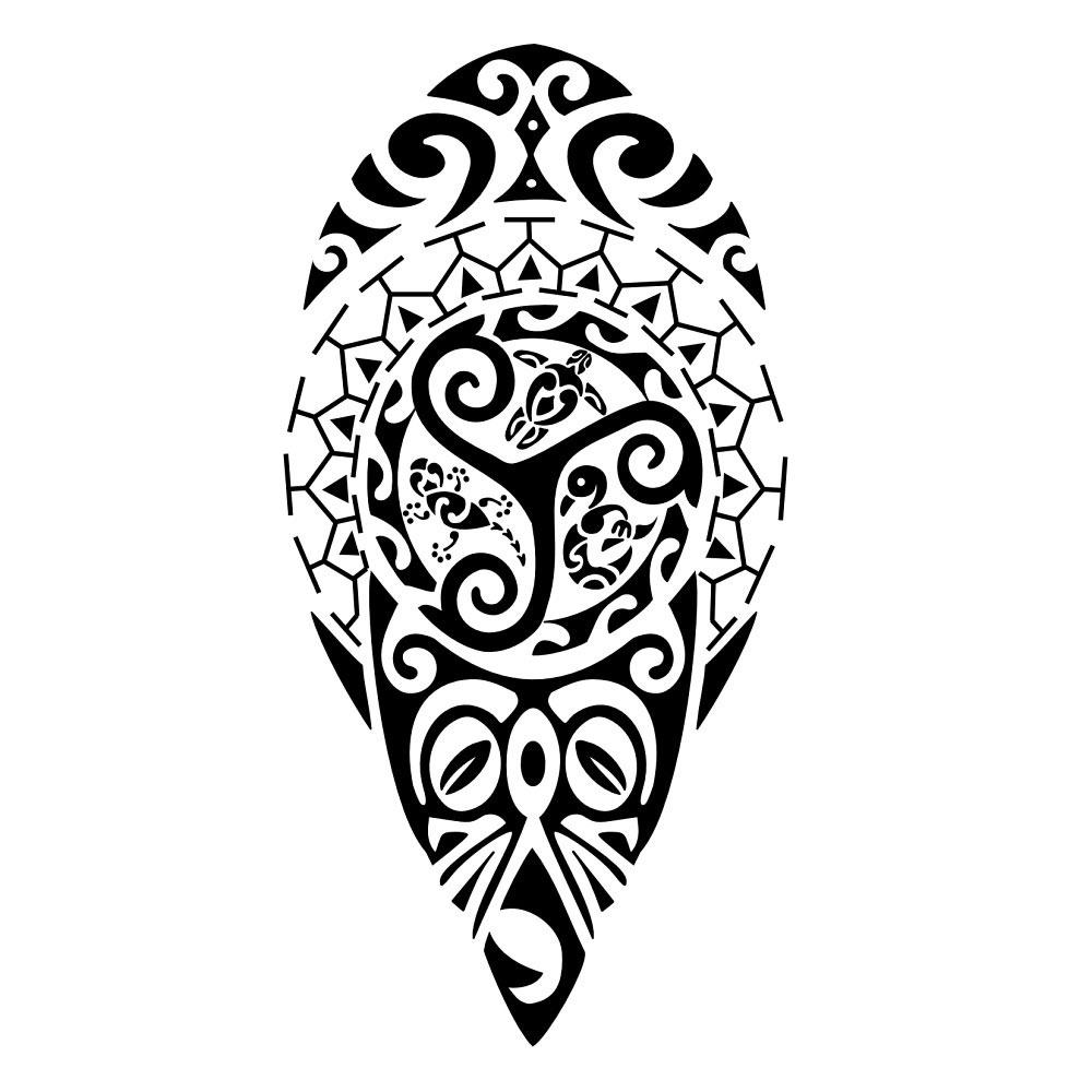 Blu Sky Tattoo Studio: Maori Significato 179