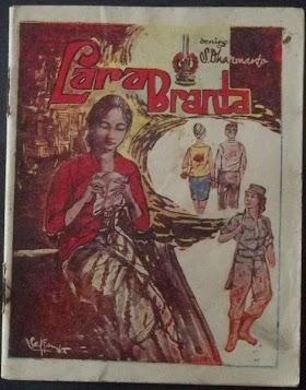 Lara branta, Perdjanjian maut, mayat hitam,Gadis yang dinazarkan,kisah kisah revolusisio sayang wanarasakti,lolos, tape ayu,dan kuburan  angker.