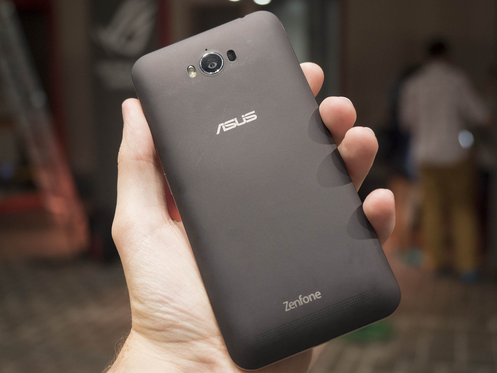 Update Android 6 Marshmallow ASUS ZenFone Max
