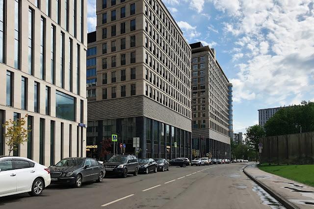 улица Юрия Никулина, гостинично-жилой комплекс «Арена Парк», гостиница Hyatt Regency Moscow Petrovsky Park