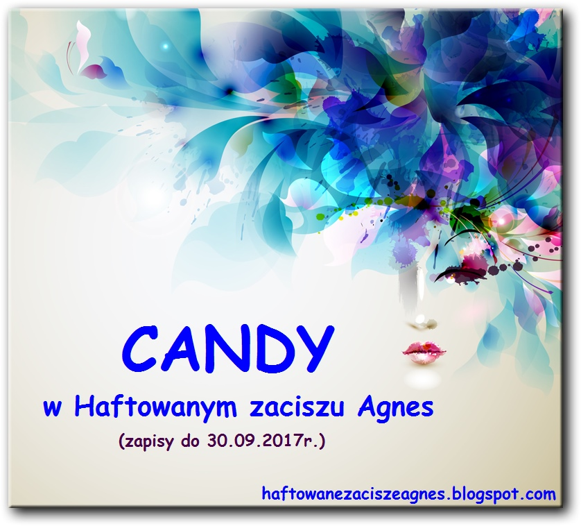 Candy w Haftowanym Zaciszu :)