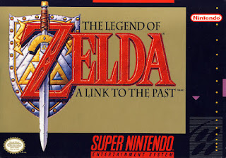 The Legend of Zelda a Link to The Past  (Br) [ SNES ]