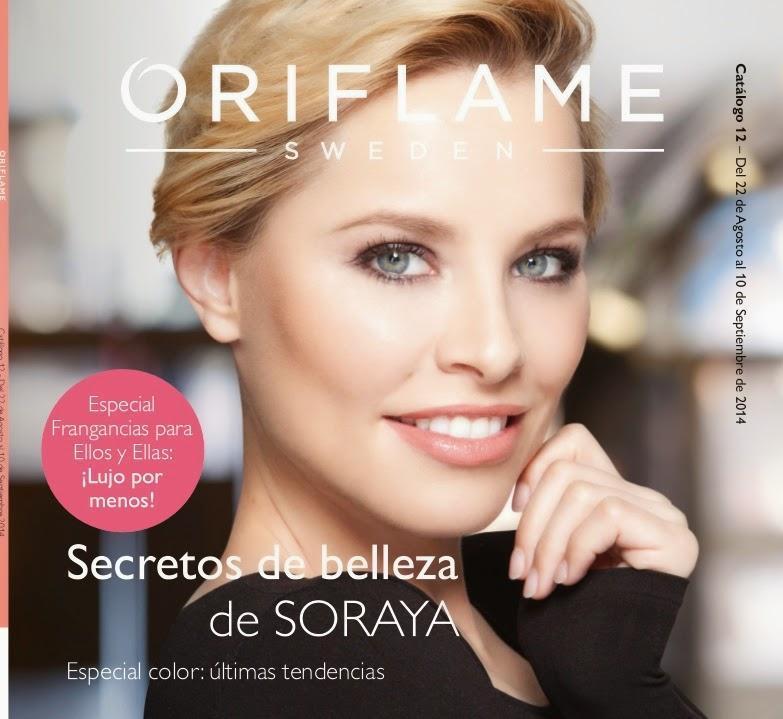 http://mimundooriflame.blogspot.com.es/2014/08/soraya-arnelas-musa-de-oriflame-en-el_22.html