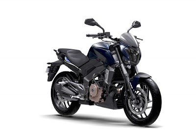 Bajaj Dominar 400 midenight blue HD Wallpapers