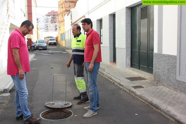 El Ayuntamiento de Santa Cruz de La Palma acometerá la mejora y reasfaltado de las calles Garome, Huertas y Las Angustias
