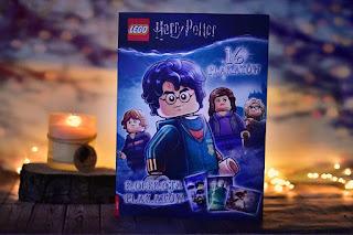"""""""LEGO® Harry Potter™. Kolekcja plakatów"""" książki dla dzieci #41"""